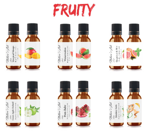 Fruity Fragrance Oil Package| Fragrance Oil - Fruity 10ml/.33oz