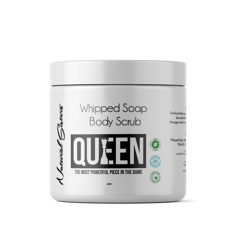 Queen Body Scrub