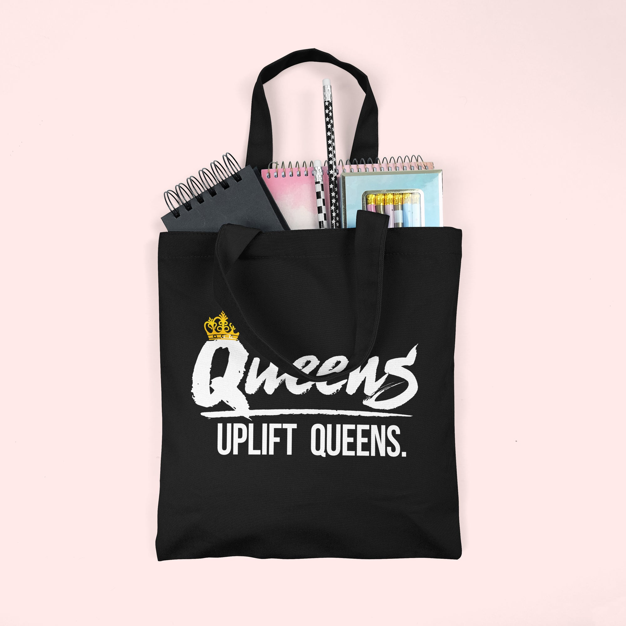 Queens Uplift Queens Tote Bag