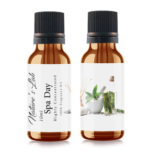 Spa Day Fragrance Oil | Fragrance Oil - Spa Day 10ml/.33oz