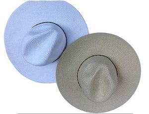 Classic Wide Brim Hat - 2 Available Colors