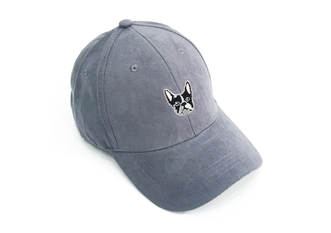 Frenchie Cap Grey