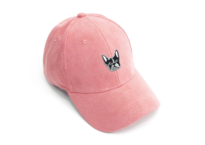 Frenchie Cap Pink
