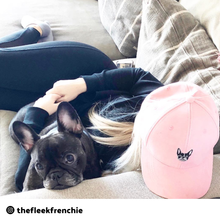 Load image into Gallery viewer, Frenchie Cap Pink