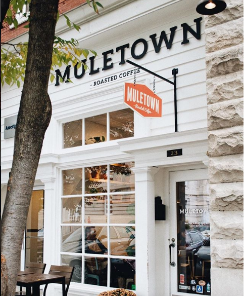 Local Love - Muletown Coffee