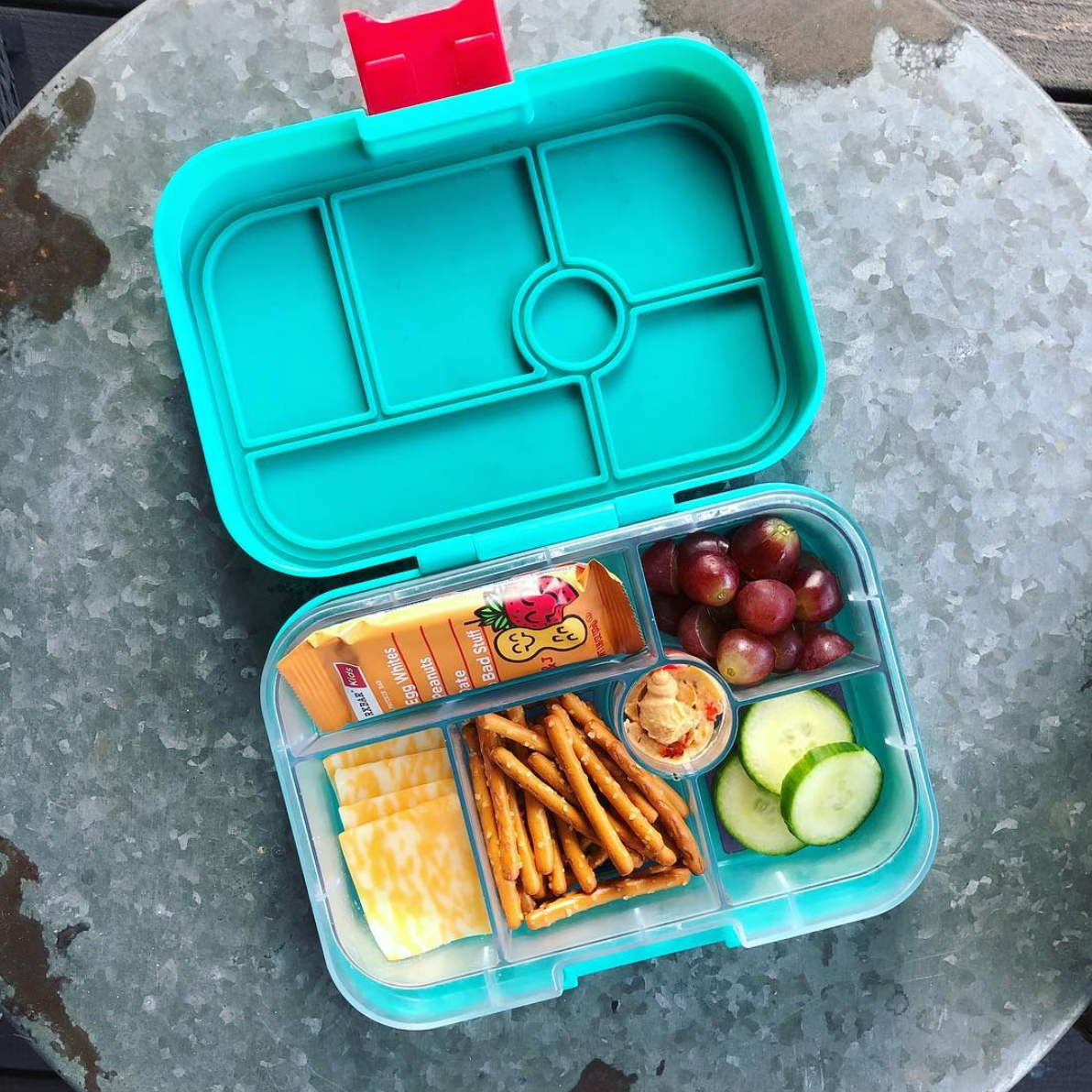 Make the Most of Your Lunches with Yumbox