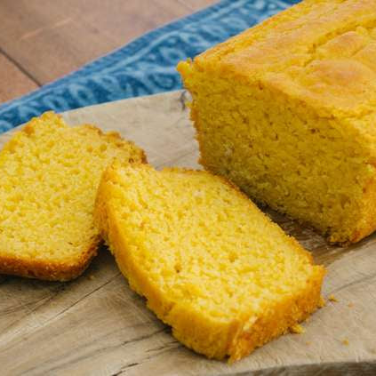 Recipe: Corn Light Bread