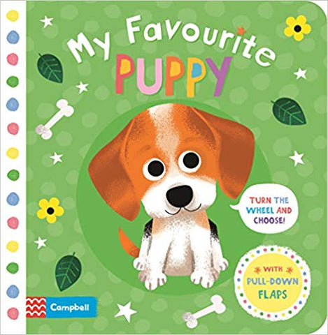 my favourite puppy book