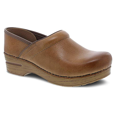 dansko leather clogs