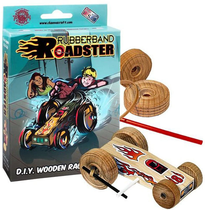 Rubberband Roadster