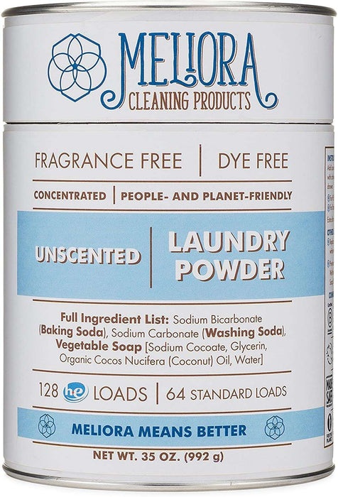 Meliora Laundry Powder Unscented