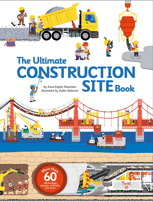 Copy of The Ultimate Construction Site Book