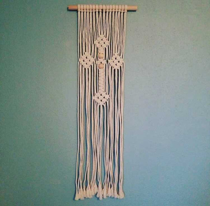 Cross Macrame