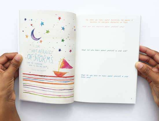 Made Out of the Stars Journal