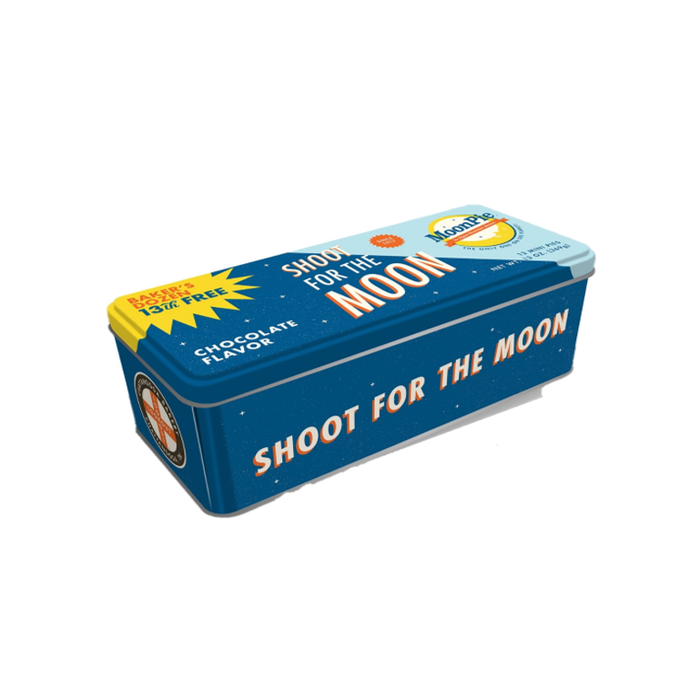 MoonPie Shoot for the Moon Tin