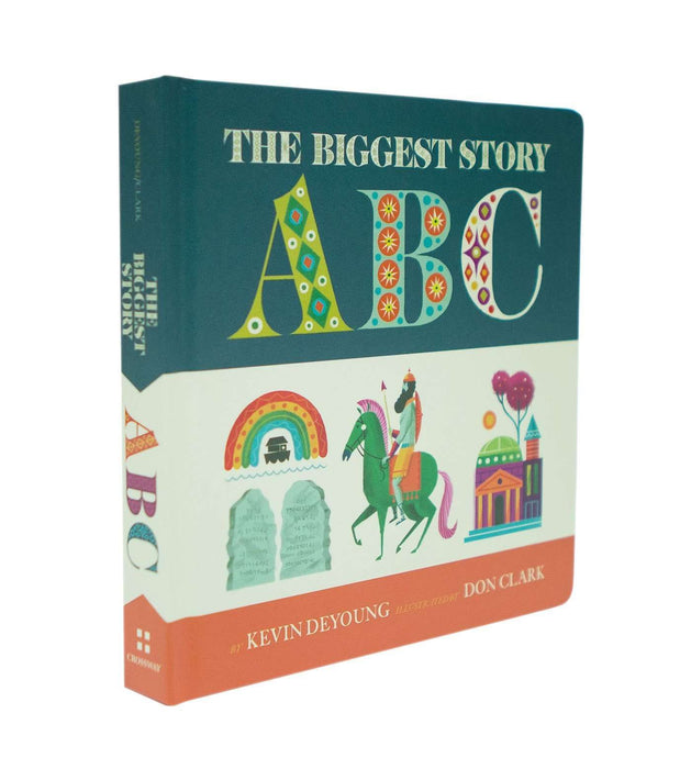 The Biggest Story ABC (Board Book)