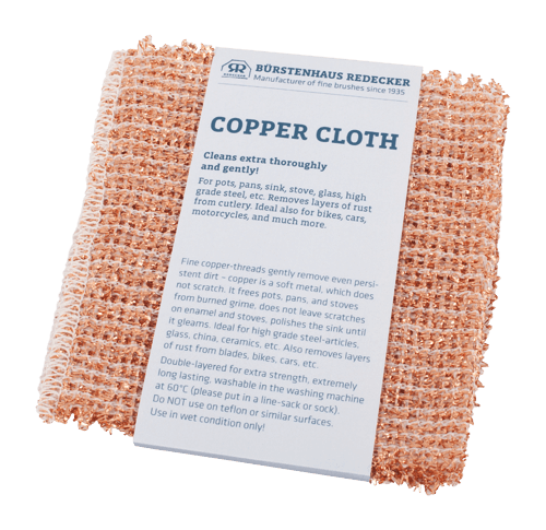 Copper Cleaning Cloth Set