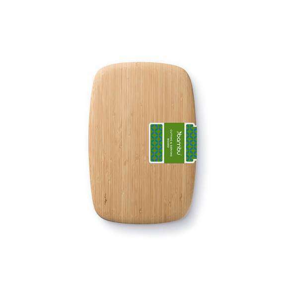 Bamboo Cutting and Serving Board