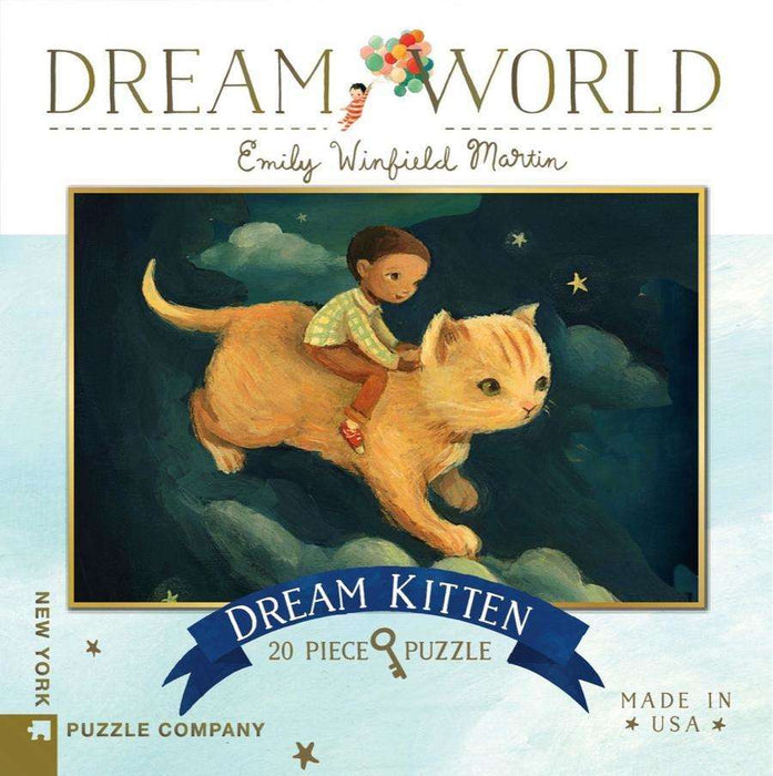 Dream Kitten Mini Puzzle