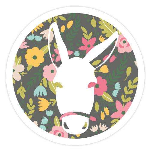 Mule Stickers (3 pack)