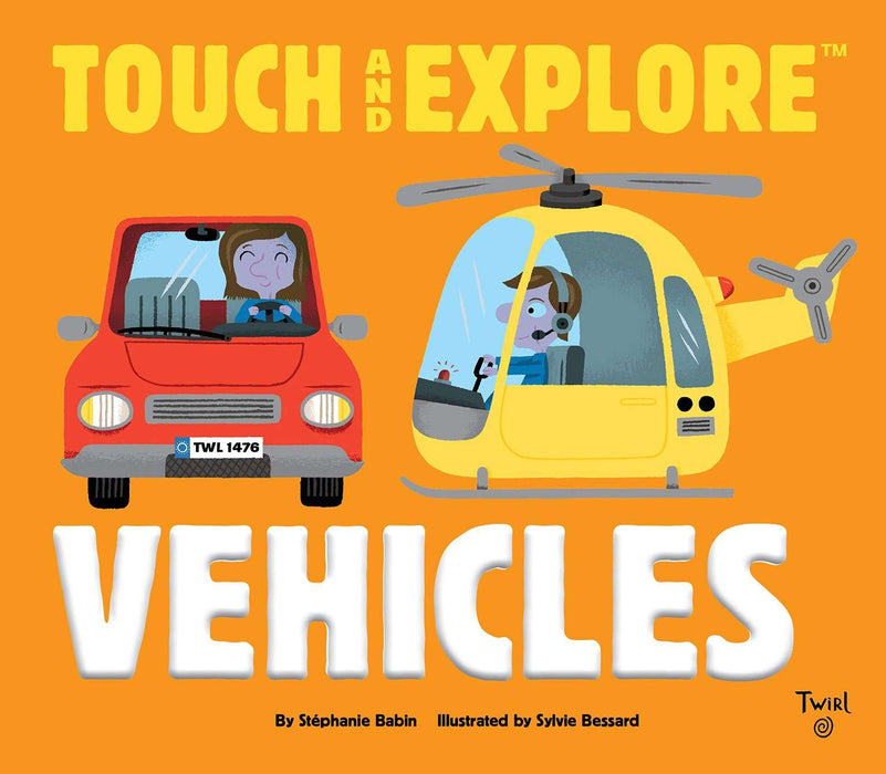 Touch and Explore Vehicles
