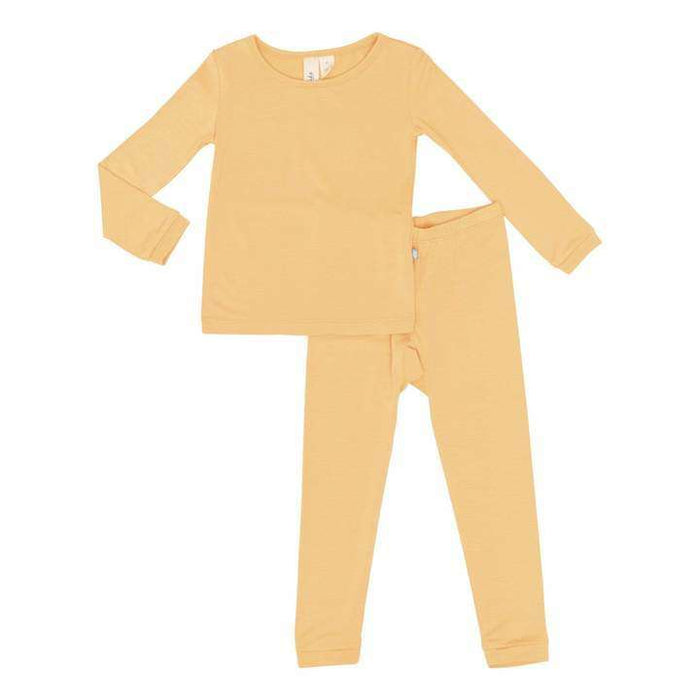 Toddler Pajama Set in Honey
