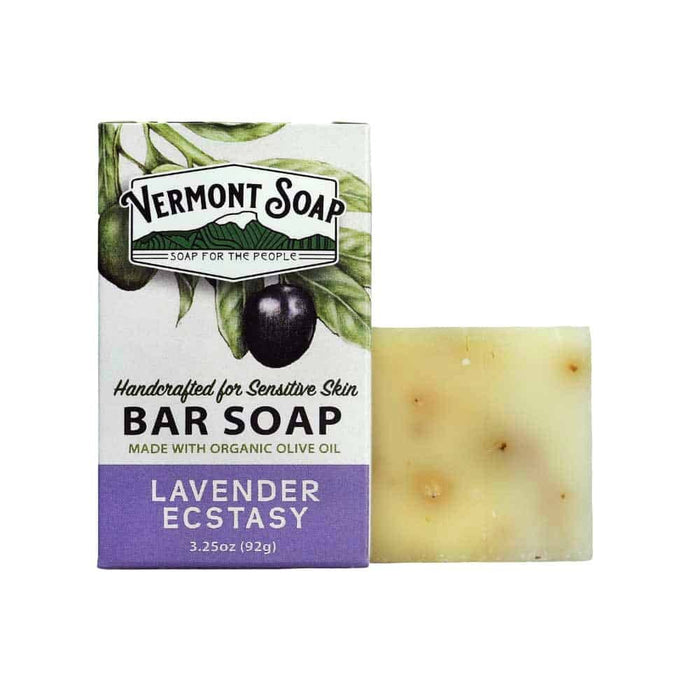 Lavender Ecstasy Soap Bar