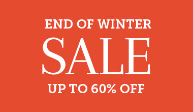 Up to 60 Percent off!