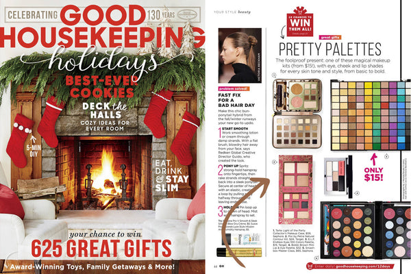 Good House Keeping Magazine Holidays 2015