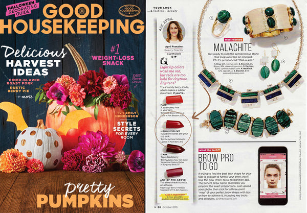 Good Housekeeping October 2015