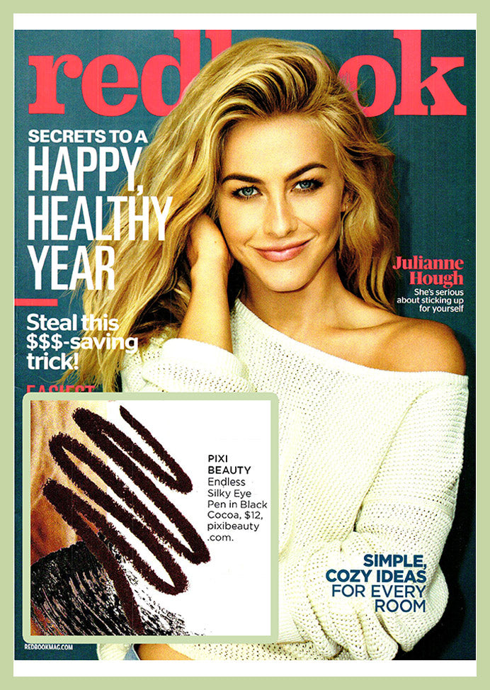 Redbook: Secrets to a Happy Healthy Year