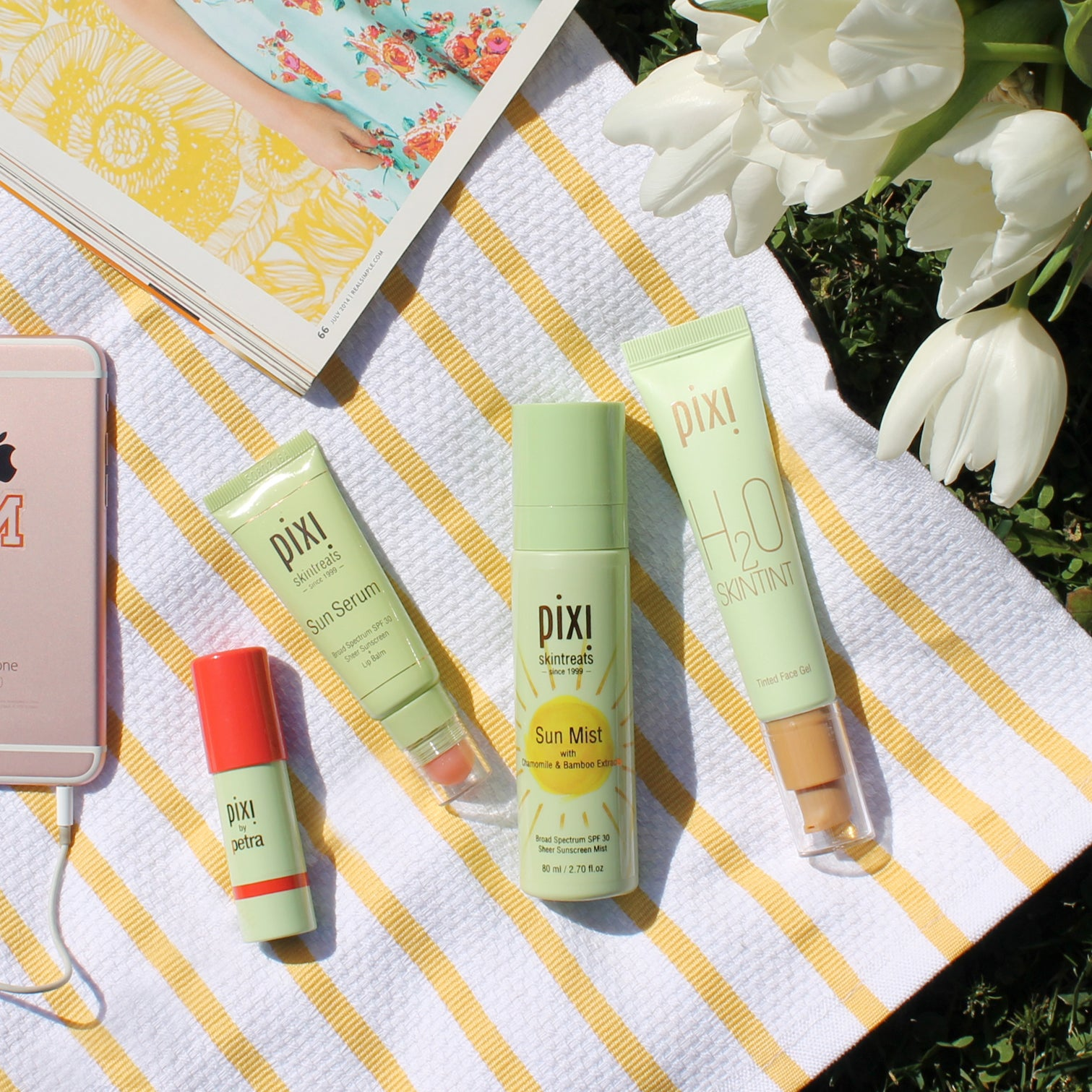 Holiday Essentials Pixi Beauty