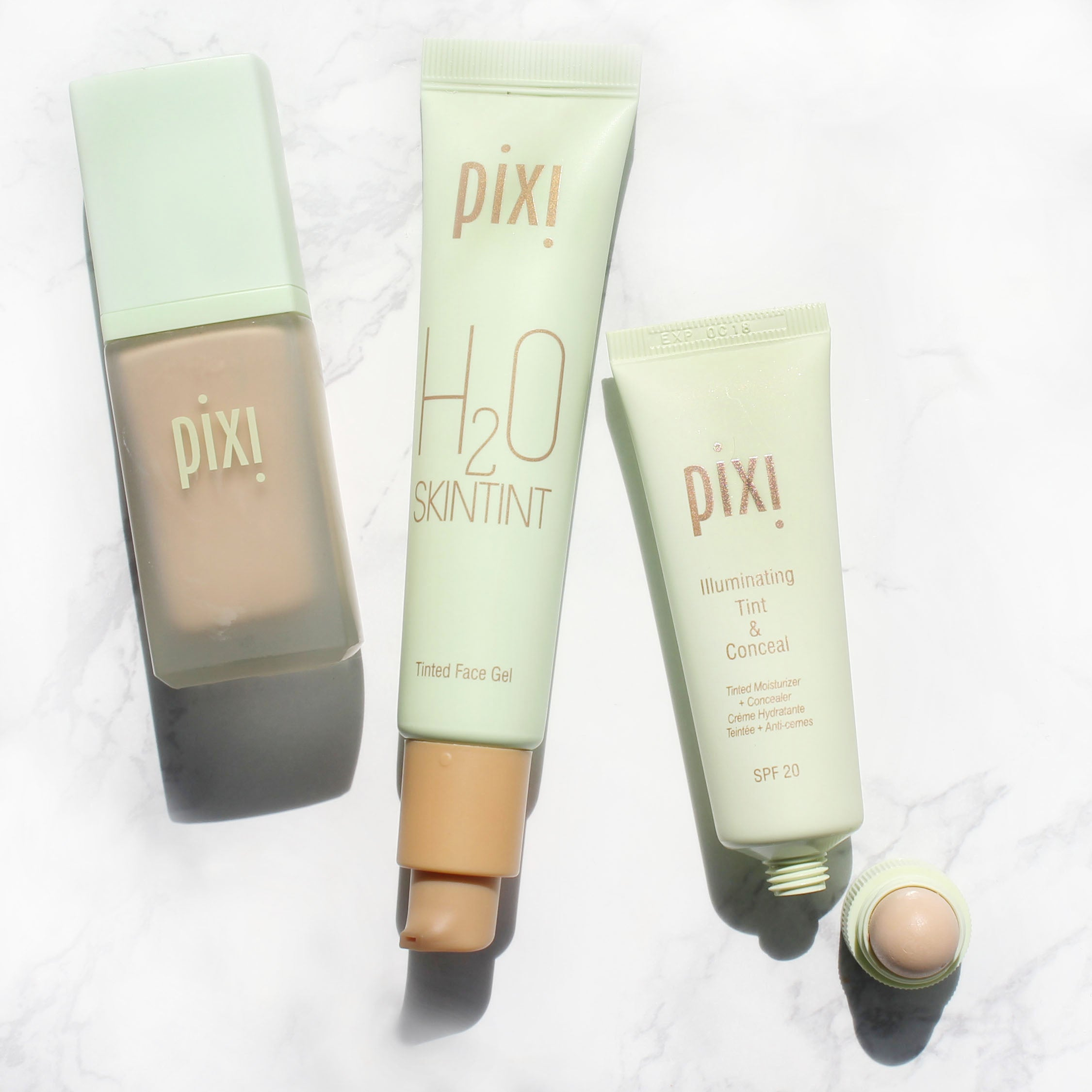 Pixi Beauty Foundation