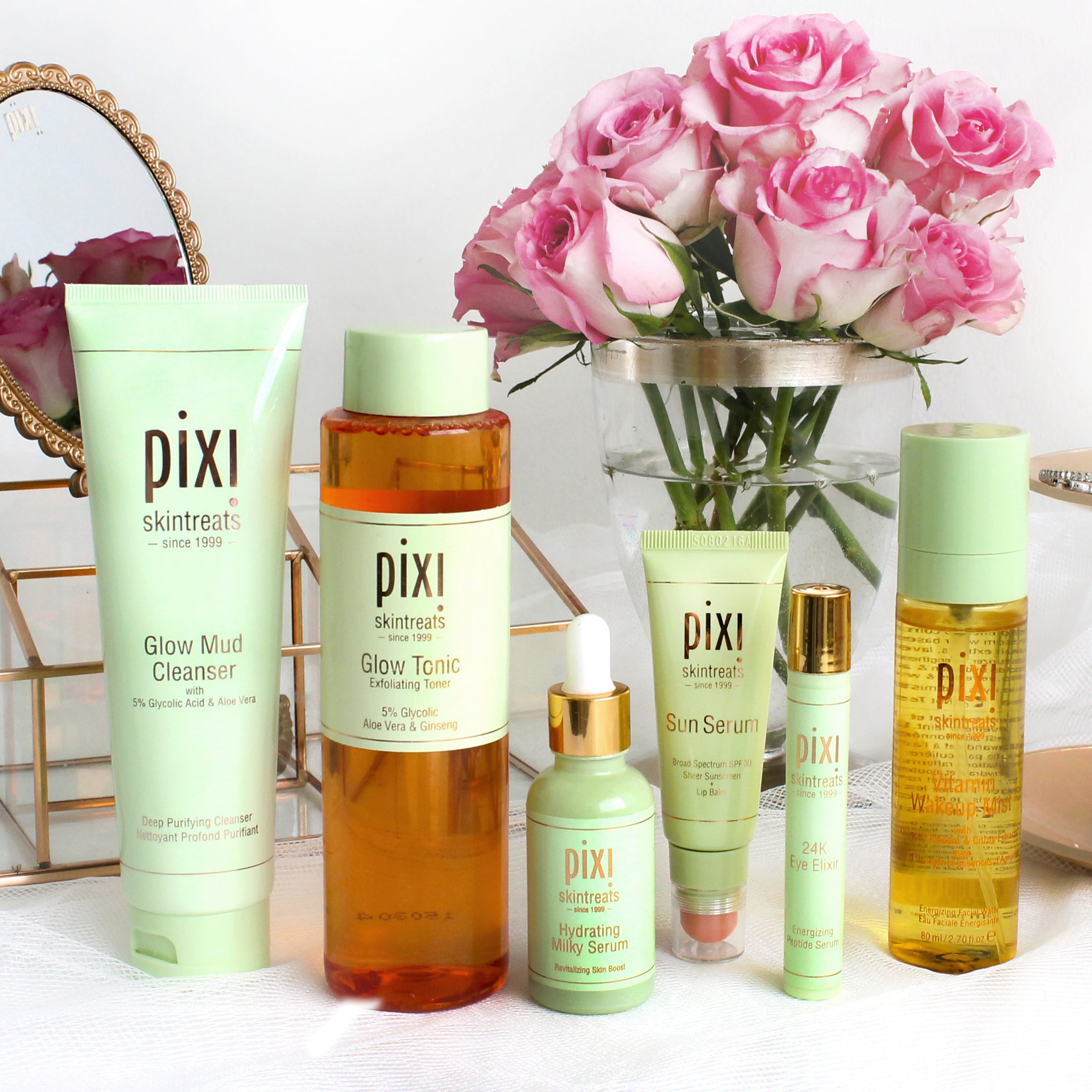 Pixi Beauty Bridal Skincare