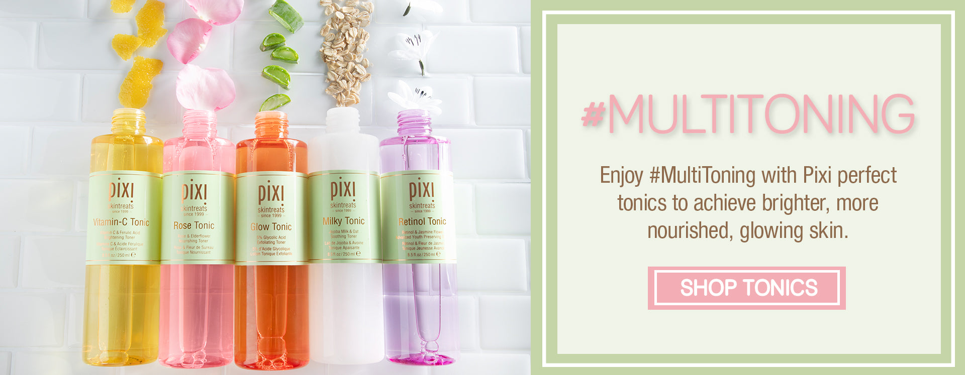 Pixi Beauty | Cosmetics, Makeup and Beauty Products Online