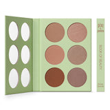 Book of Beauty-Bronze Textures Bronzing Palette