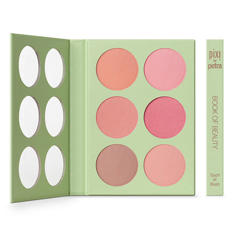 Book of Beauty-Touch of Blush