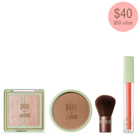 Bronzed Summer Glow Kit