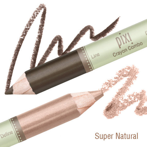 Crayon Combo Eye Liner Pencil in Super Natural