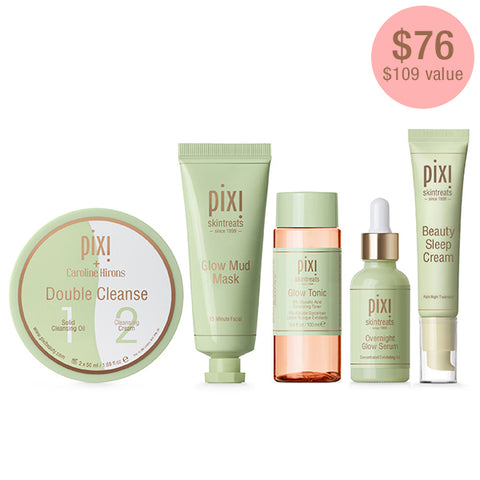 Evening Glow Skincare Set