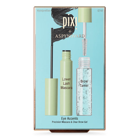 Eye Accents Lower Lash Mascara and Clear Brow Tamer