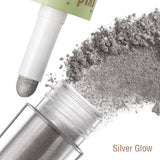 Fairy Dust Illuminating Powder Pigment in Silver Glow