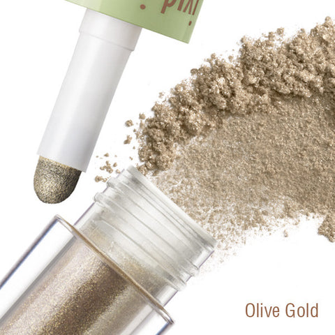 Fairy Dust Illuminating Powder Pigment in Olive Gold
