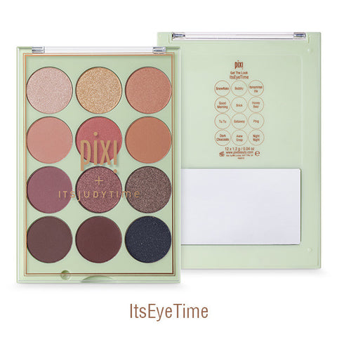 Get The Look - ItsEyeTime Eye Shadow Palette