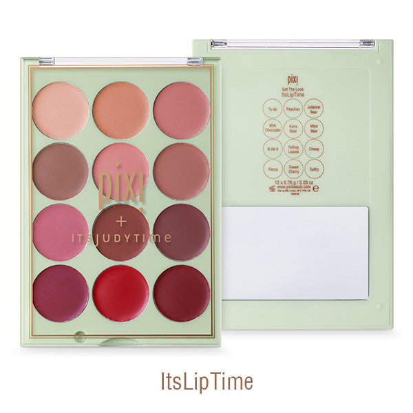 Image result for itsjudytime lip palette