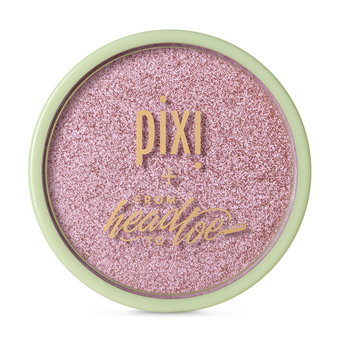 Glow-y Powder x From Head To Toe in Wednesday