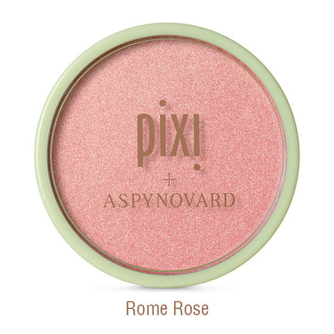 Glow-y Powder Highlighting Powder in Rome Rose