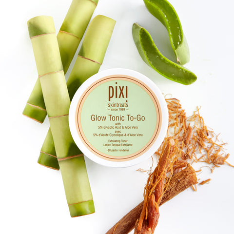 Glow Tonic To-Go Ingredients