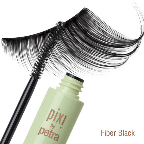 Lengthy Fiber Mascara in Fiber Black