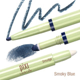 Lid & Line Eye Shadow and Liner Duo in Smokey Blue